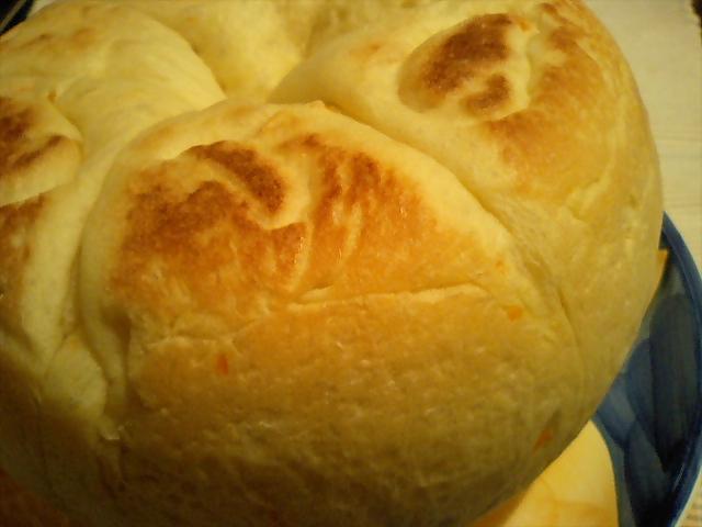 炊飯器パン 作品5